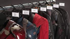 Costumes for the Film Avengers: Age of Ultron (2015) - Behind the Scenes photos