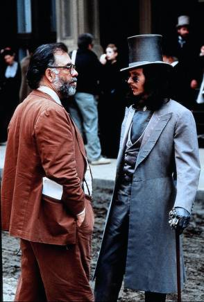 Coppola with Gary : Dracula (1992) - Behind the Scenes photos