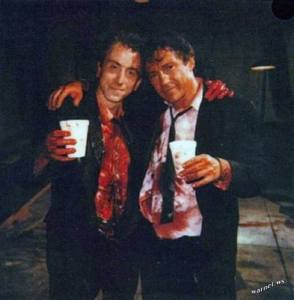 Reservoir Dogs (1992) - Behind the Scenes photos