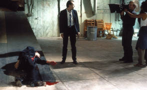 Filming Reservoir Dogs (1992) - Behind the Scenes photos