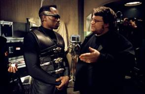 Blade II (2002) - Behind the Scenes photos