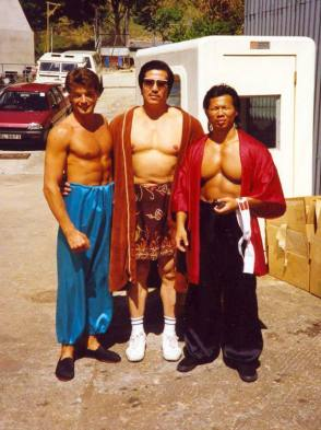 Bloodsport (1988) - Behind the Scenes photos