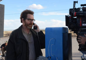 Breaking Bad (2008) - Behind the Scenes photos