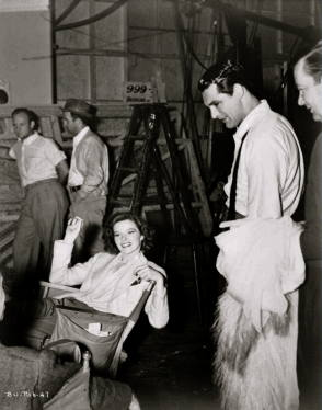 Bringing Up Baby (1938) - Behind the Scenes photos
