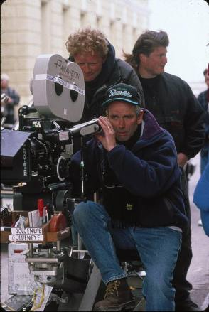 Martin Campbell : Goldeneye (1995) - Behind the Scenes photos