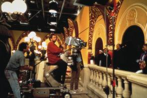 The Fifth Element (1997) - Behind the Scenes photos
