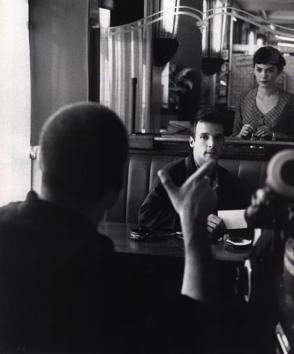 Jean-Pierre Jeunet Directs Amélie (2001) - Behind the Scenes photos