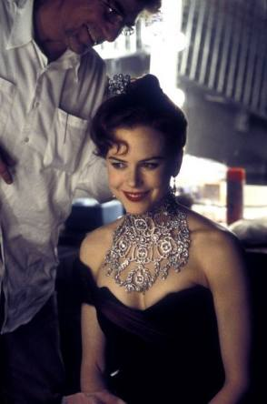 Nicole Kidman : Moulin Rouge! (2001) - Behind the Scenes photos