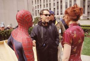 Spiderman (2002) - Behind the Scenes photos