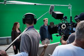 Filming Captain America: The Winter Soldier (2014)