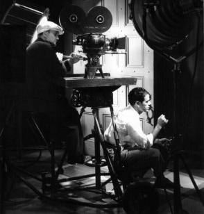 It Happened One Night (1934) - Behind the Scenes photos