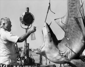 On Location : Jaws (1975) - Behind the Scenes photos