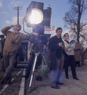 Lolita (1962) - Behind the Scenes photos