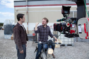 Looper (2012) - Behind the Scenes photos