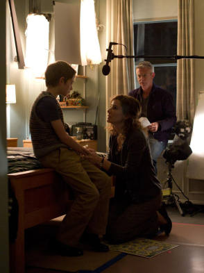 Filming Extremely Loud and Incredibly Close (2011) - Behind the Scenes photos