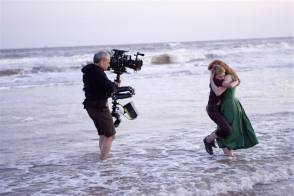 Filming The Tree of Life (2011) - Behind the Scenes photos