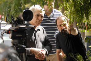 Asghar Farhadi Directs - Behind the Scenes photos