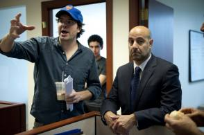Margin Call (2011) - Behind the Scenes photos