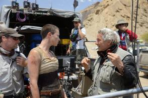 George Miller Directs - Behind the Scenes photos