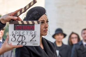 On Location : Spectre (2015) - Behind the Scenes photos