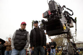 On Set of Drive Angry (2011) - Behind the Scenes photos