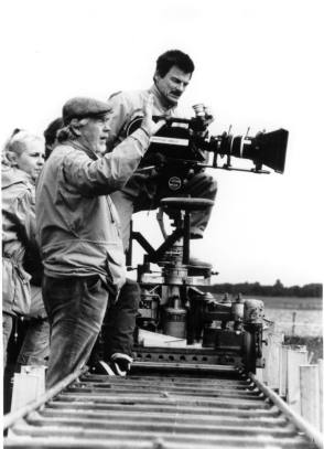 Filming The Sacrifice (1986)