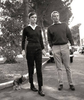 Audrey, Peter & Mr. Famous
