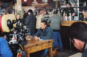 On the Set of Eight Below (2006) - Behind the Scenes photos