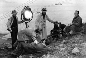 Rehearsing a Scene in Dark Passage (1947)