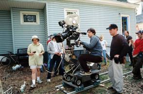 On Location :Garden State (2004) - Behind the Scenes photos