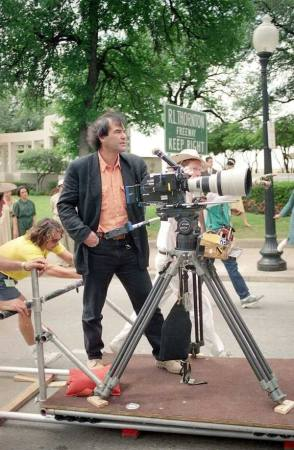 On Location : Oliver Stone