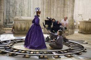 Filming Elizabeth: The Golden Age (2007) - Behind the Scenes photos