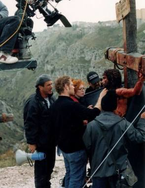 On Location : The Passion of the Christ (2004) - Behind the Scenes photos