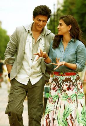 From the Film Dilwale (2015) for Dilwale