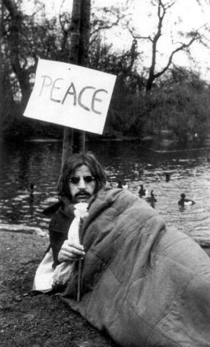 During Filming of The Magic Christian (1969)