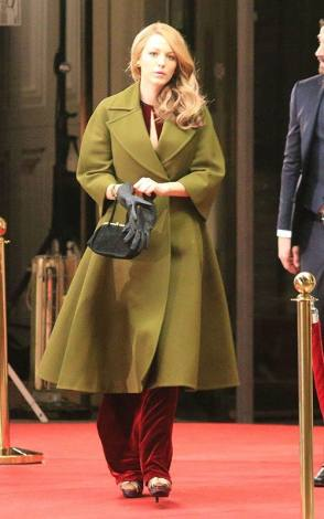 Adaline in The Age of Adaline (2015) - Behind the Scenes photos