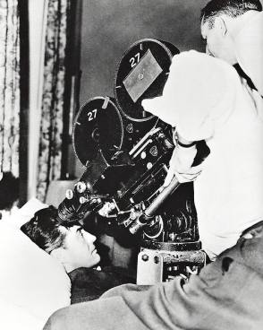 Filming The Lost Weekend (1945)