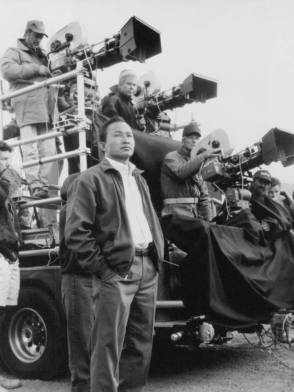 John Woo : Broken Arrow (1996) - Behind the Scenes photos
