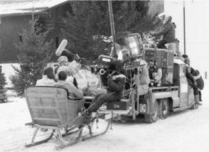 Filming For Your Eyes Only (1981) - Behind the Scenes photos