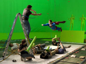 Superman Returns (2009) - Behind the Scenes photos