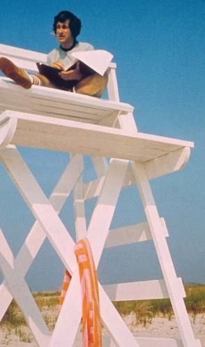 Steven in Jaws (1975) - Behind the Scenes photos