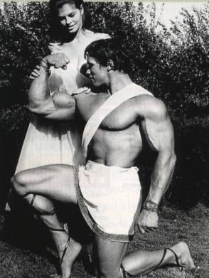 Hercules and Helen