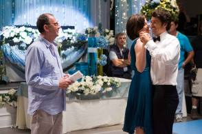 On Location : Made of Honor (2008) - Behind the Scenes photos