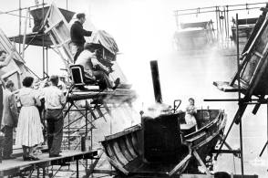 Filming The African Queen (1951)