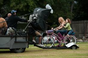 Filming Judy Moody and the Not Bummer Summer (2011) - Behind the Scenes photos