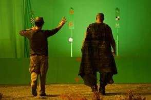 On Location : Riddick (2013) - Behind the Scenes photos