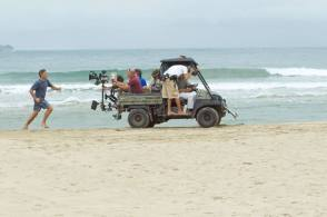 Filming The Descendants (2011) - Behind the Scenes photos