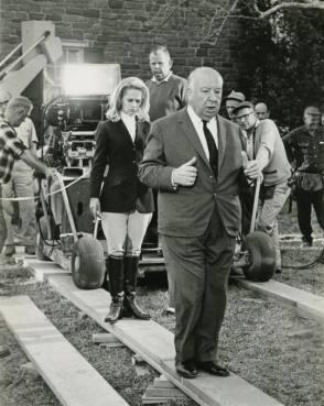 On Location : Marnie (1964)