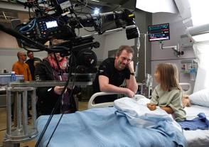 Filming House M.D. (2004) - Behind the Scenes photos