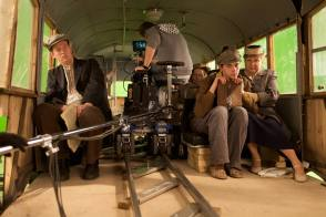 Filming the Spy (2012) - Behind the Scenes photos